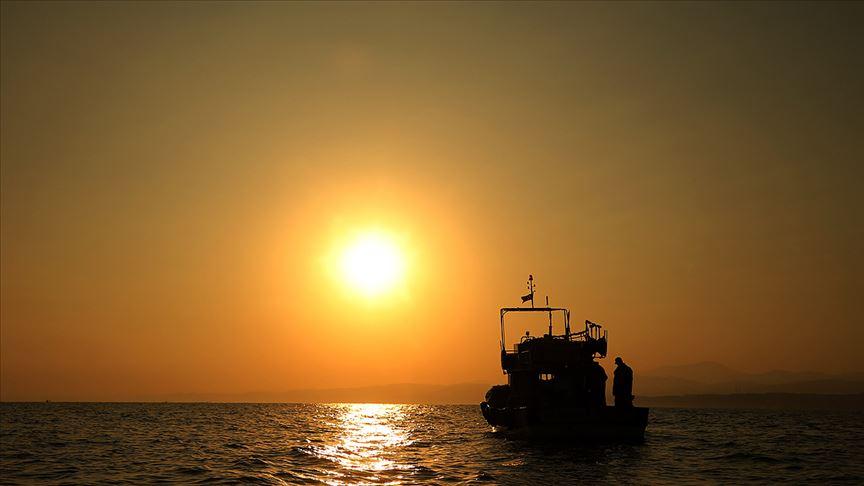 Balıkçılık av sezonu sona eriyor