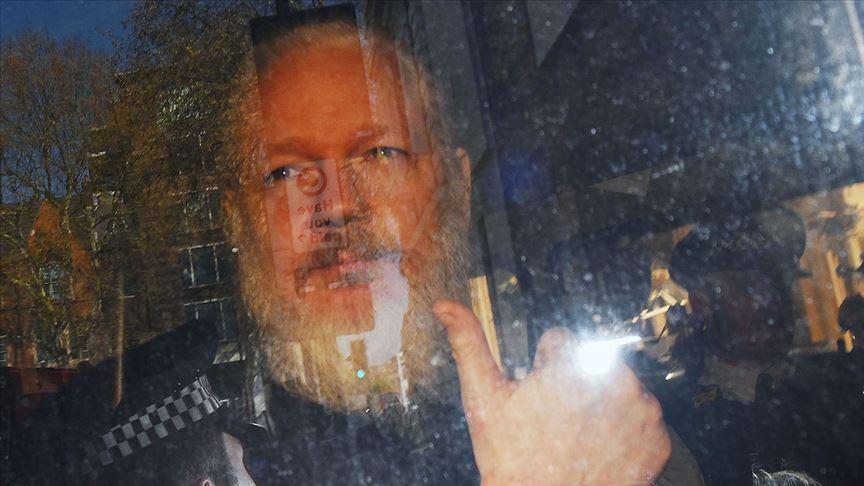 'Assange ABD'nin adaletsizliğinden kaçındı'