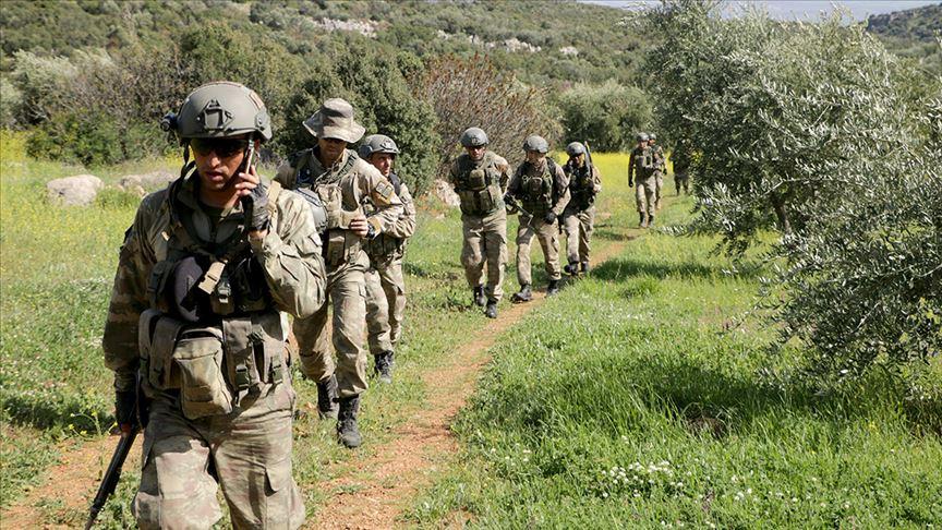 YPG/PKK'dan Afrin'de konuşlu TSK unsurlarına saldırı