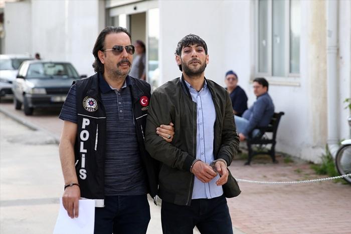 Firari hükümlü uyuşturucu operasyonunda yakalandı