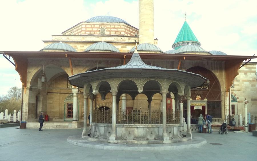 Yükseliş Gurubu, Konya Gezisi