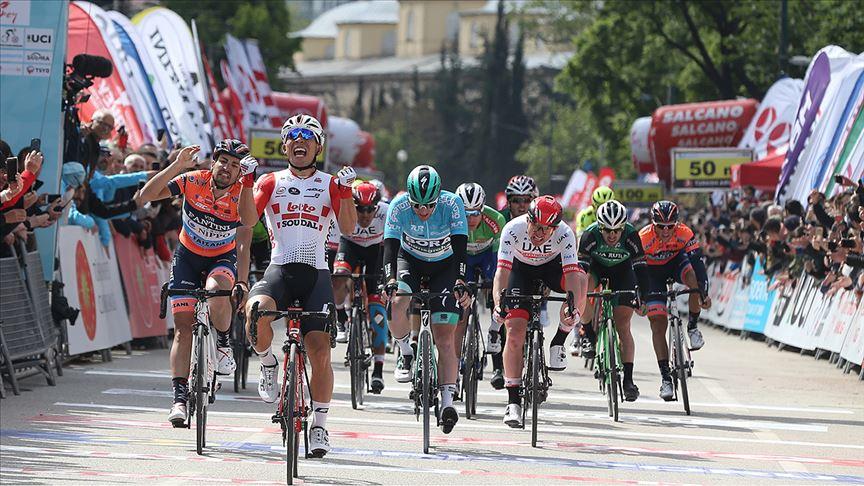 Turun dördüncü etabını Avustralyalı bisikletçi Ewan kazandı