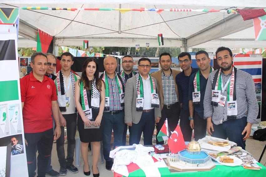 Adana'daki misafir öğrenciler ülkelerini tanıtacak