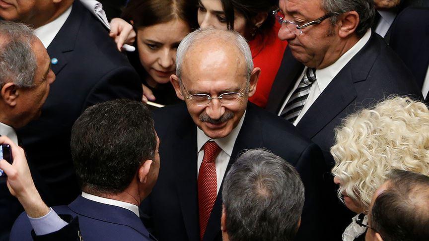 Kılıçdaroğlu: YSK'nin KHK'lilerle ilgili aldığı karar doğru bir karar