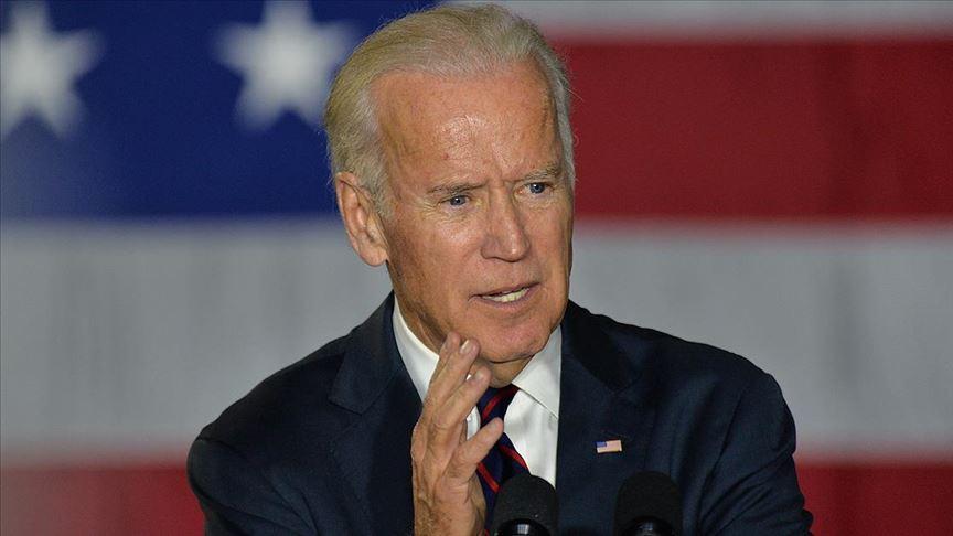 Joe Biden ABD başkanlık yarışına giriyor