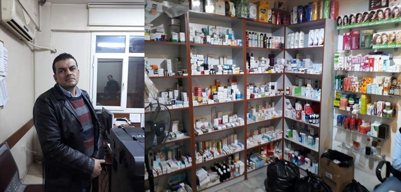 Adana'da kaçak ilaç operasyonu