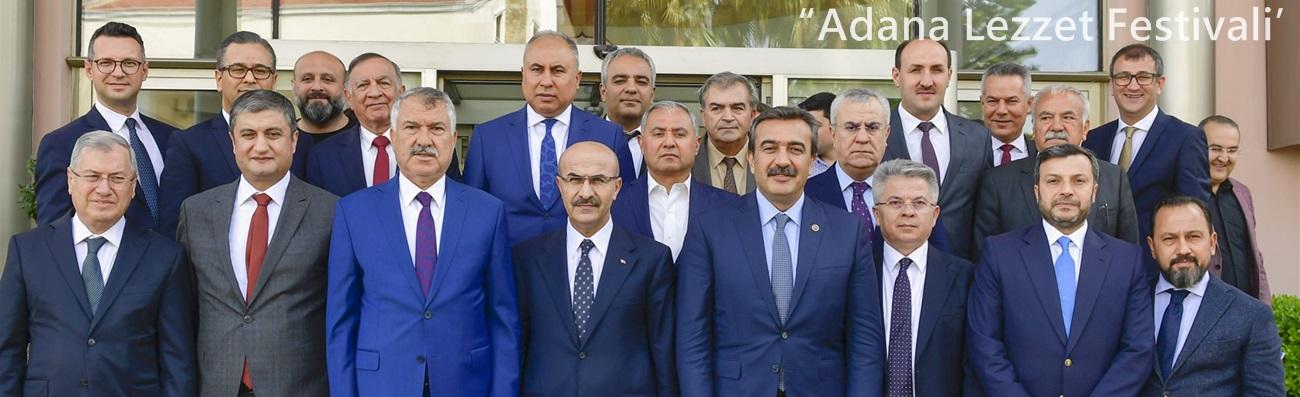 """Adana Lezzet Festivali''"