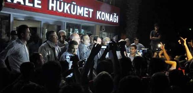 Suriye?de kaçırılan gazeteciler serbest