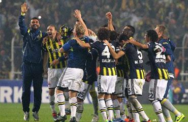 Fenerbahçe Antalyaspor'u 4-1 mağlup etti