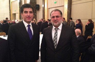 Barzani'den kritik petrol açıklaması
