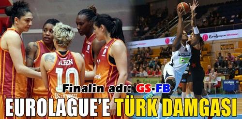 Euroleague'de kazanan Galatasaray