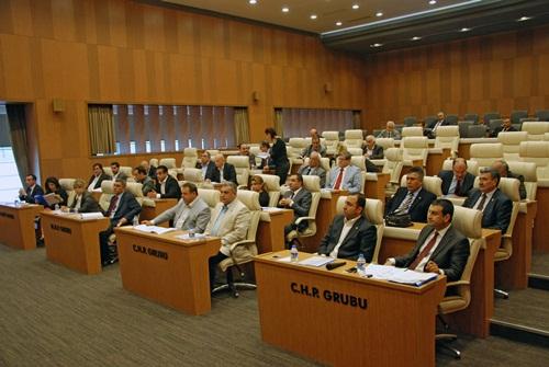 CHP?li Başkan Çetin?e MHP ve AKP?den Destek