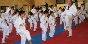 Tekvando İl Spor Merkezi Eğitimleri Devam Ediyor