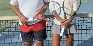 Milli Tenisçilerin İsmi Spor Kompleksine Verildi