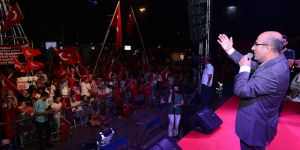 Vali Demirtaş, Demokrasi Nöbetini 27. Gününde…