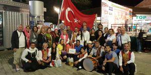 Türkeş FİLİK Yumurtalık'ı Avrupa'ya Taşıdı...