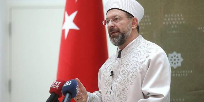 Diyanet İşleri Başkanı Erbaş: 25 Haziran'da yaz Kur'an kurslarımız açılıyor