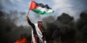 Gazze'deki gösterilerde 52 Filistinli şehit oldu