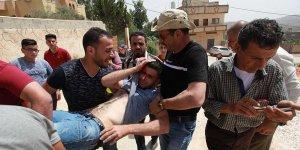 Gazze sınırındaki gösterilerde 142 Filistinli şehit oldu