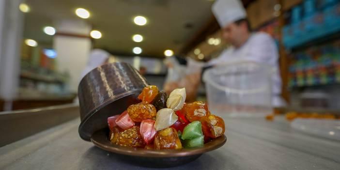 211 yıllık tarifiyle bayramın tadı: Akide şekeri