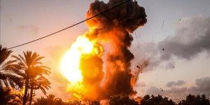 İsrail'den Gazze'ye top atışı: 2 şehit