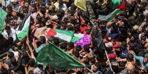Gazze'deki 'Büyük Dönüş Yürüyüşü'nün acı bilançosu: 152 şehit