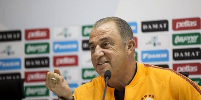 Terim: Galatasaray nasıl oynaması gerekiyorsa öyle oynamayı deneyecek