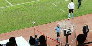 Türk futbolunun 'VAR' mesaisi