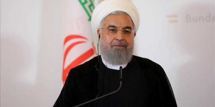 İran Cumhurbaşkanı Ruhani'den Ahvaz saldırısı açıklaması