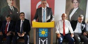 İYİ Parti Genel Başkan Yardımcısı Yücel, Adana'da