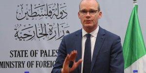 İrlanda Filistin devletini tanıyabileceğini açıkladı