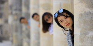 Mutlu turistler Türkiye'yi tanıtacak