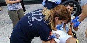 Adanaspor taraftar grubu başkanına silahlı saldırı