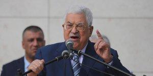 Abbas: Herhangi bir Arap toprağına dokunan hiçbir karar meşru değildir