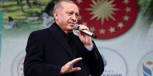 Erdoğan: Suriye'deki operasyonlarımıza her an başlayabiliriz
