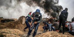 İsrail geçen yıl 2 gazeteciyi şehit etti