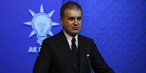 Çelik: PKK adına tehditler ibretliktir