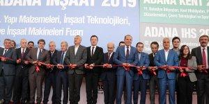 Adana 13. İnşaat Fuarı açıldı