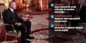 Erdoğan: Ulusal güvenliğimiz neyi gerektirirse onu da yapacağız