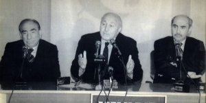 Mustafa Yürekli ,Cumhur İttifakı'nın temelini Necip Fazıl, Erbakan ve Türkeş attı..