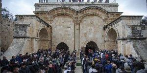 İsrail'in son hedefi 'Rahmet Kapısı Mescidi'