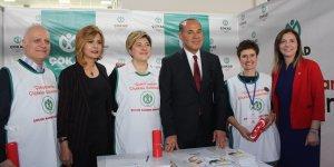 Sağlık Festivali'nde ÇOKAD'a her yaştan ilgi