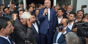Kozan Belediyesi'nde devir teslim töreni