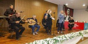 Kanserde farkındalık için şarkı söylediler