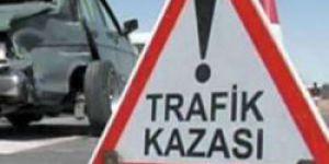 Adana'da 2015'te 226 kişi trafik kazalarında hayatını kaybetti