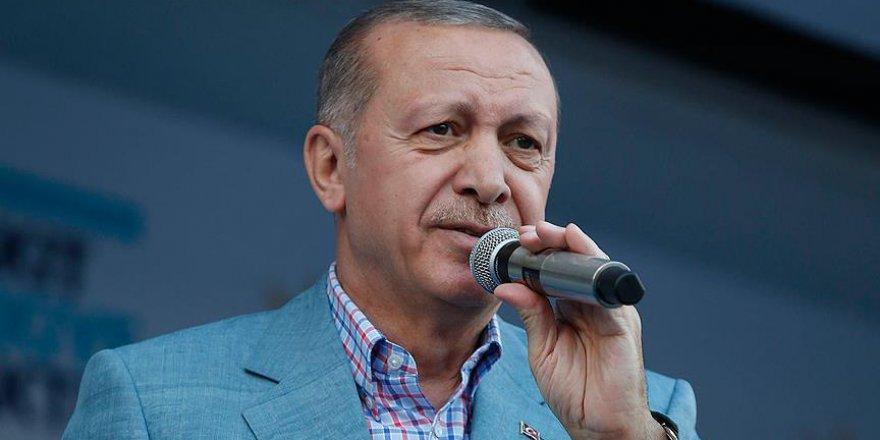 Cumhurbaşkanı Erdoğan: Kürt kardeşlerim bu oyunu bozacak