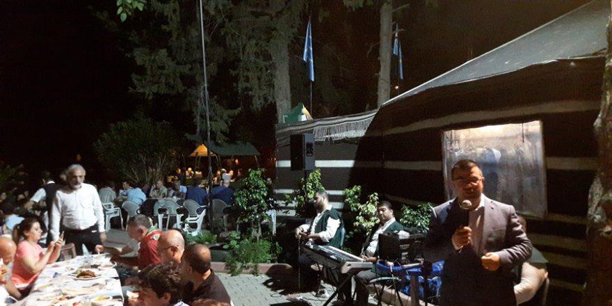 Dünya Türkmenler Birliği, Oğuz Otağı Sahur Geleneği Devam Ediyor..