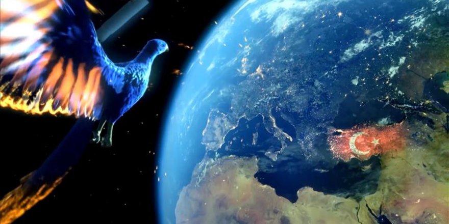 Cumhurbaşkanı Erdoğan'dan 'Zümrüdü Anka' paylaşımı