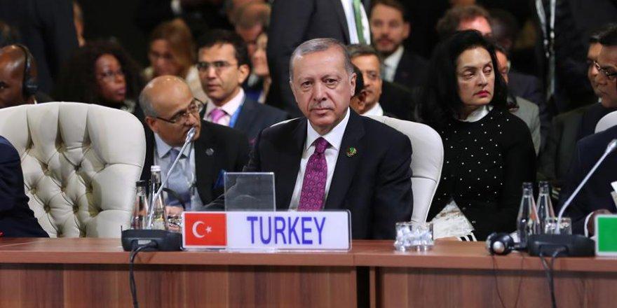 Cumhurbaşkanı Erdoğan: Mevcut küresel sistem kimseyi tatmin etmiyor