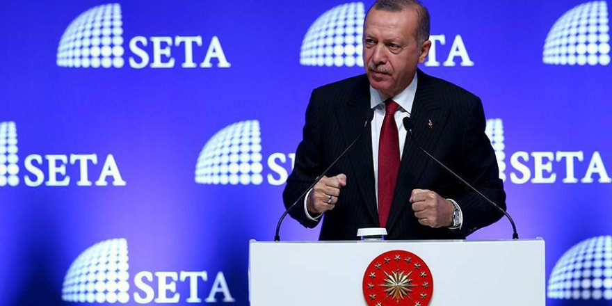 Cumhurbaşkanı Erdoğan: Amerika'nın elektronik ürünlerine boykot uygulayacağız